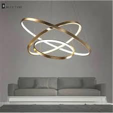 led chandeliers lighting modern chandelier lights dinning room modern chandeliers circle rings led chandelier light for