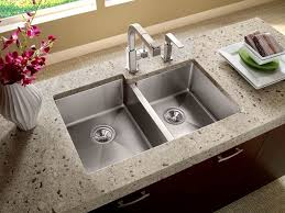 Kitchen  Good Looking Undermount Kitchen Sinks Stainless Steel Best Stainless Kitchen Sinks