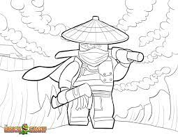Ninjago Ghost Coloring Pages (Page 1) - Line.17QQ.com