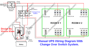 wiring diagram for home ups wiring wiring diagrams online click image to enlarge manual ups wiring diagram