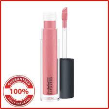 mac dazzlegl brillant a levres lip gloss hot pink