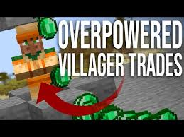 Villager Trade Chart How To Get The Best 1 14 Trades Youtube