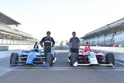 2018 chevrolet indycar. brilliant indycar the 2018 chevrolet and honda indycar with juan pablo montoya oriol  servia throughout chevrolet indycar o