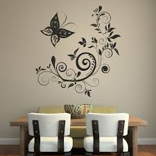 Metal Wall Decorations For Living Room Butterfly Metal Wall Decor Interesting To See The 3d Butterfly