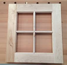 Dry assembly of a window sash