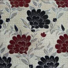 Curtain Fabric Miran Floral Curtains Fabric By Curtains Fabx