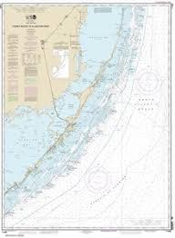 Noaa Charts Florida Keys 11462 Florida Keys Fowey Rocks To Alligator Reef Nautical Chart