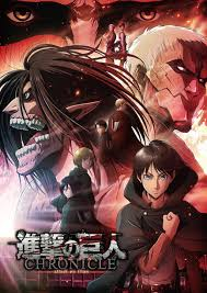 We have encoded over 800 anime series and 30,000+ episodes, which are available for direct download for free. Watch Attack On Titan Chronicle 2020 Online Attack On Titan Chronicle 2020 Online