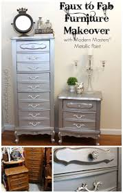 Diy modern vintage furniture makeover Design Milk Best 25 Metallic Furniture Ideas On Pinterest Silver Dresser In Diy Modern Vintage Makeover 13 Bedroom Nwtourismnet Best 25 Metallic Furniture Ideas On Pinterest Silver Dresser In Diy