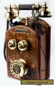 antique wall phones beautiful vine phone antique wall telephone wooden carving antique western electric wall phone
