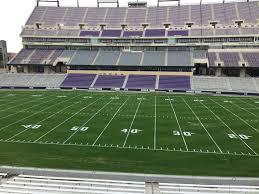Amon Carter Stadium Section 233 Rateyourseats Com