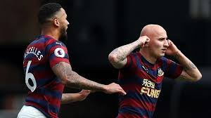 Image result for Fulham 0 Newcastle 4