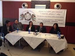 Conferenza stampa associazione