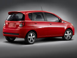 2009 Pontiac G3: Chevy Aveo now Available in the States with ...