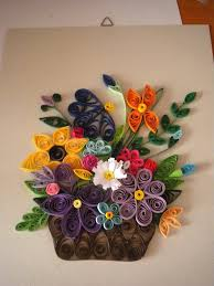 Paper Quilling Flower Baskets 20 Quilling Art Gallery Basket Pictures And Ideas On Carver Museum