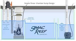 reef tank sump design reef tank sump design