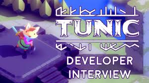 Anthony Carboni - TUNIC Dev Interview: <b>A Tiny Fox</b> in a Huge ...