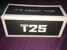 1 2 focus t25 workout dvd