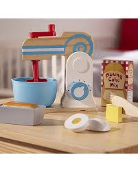melissa doug make a cake mixer set 11 pieces great gift