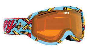 Spy Goggles Lenses Chart Cadet Snow Goggles Small Frame For Kids Spy Optic