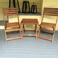 scandinavian outdoor furniture. Teak Patio Set \ Scandinavian Outdoor Furniture