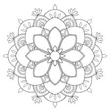 Small Picture Mandala Coloring Book In Dubai Coloring Pages