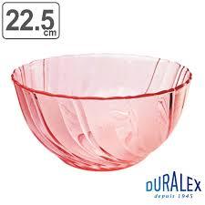 duralex duralex beau rivage beau rivage bowl 22 5 cm salad bowl glass dinnerware tableware pun