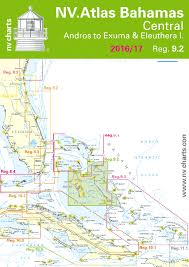 Nv Charts Region 9 2 Bahamas Central