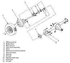 Picture of dana 80 rear axle diagram full size
