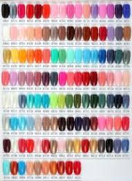 Anc Nails Color Chart Anc Nail Powder Color Chart Kds Color Dipping Powder