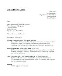 How To Write A General Cover Letter For Multiple Jobs Cover Letter For Hotel Jobs Making A Cover Letter For A Job