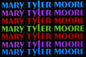 mary tyler moore show logo. Simple Moore The Mary Tyler Moore Show In Logo A