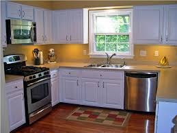 image of small kitchen remodels on a budget