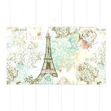 eiffel tower rug tower rugs i love vintage shabby chic flowers fl rug area tower rugs