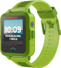 Купить <b>Умные часы Geozon Active</b> Green по выгодной цене в ...