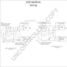 prestolite leece neville a0014626aa wiring diagram
