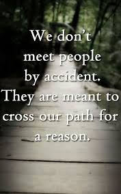 Meant To Cross Our Paths QUOTE Deep Thoughts Pinterest Quotes Mesmerizing Life Path Quote