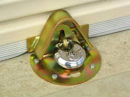Garage Door Lock Barrel Garage Door Lock Security Safety and