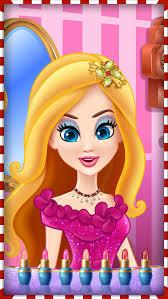 mommy s princess makeover salon spa dress up screenshot 2