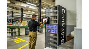 Cribmaster Vending Machine Cool Reduce The Cost Of Inventory Consumption With CribMaster