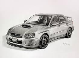 Subaru Impreza STI S203 2004 by Mipo-Design on DeviantArt