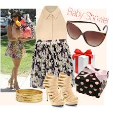 baby shower guest outfit le