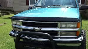 88 98 Chevy 52 Light Bar Brackets 1995 Chevy Silverado Bull Bar With Led Light Bar Youtube
