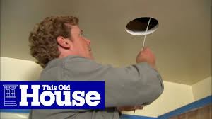 Old Work Led Can Lights All About Lights How To Install Recessed Lights This Old House
