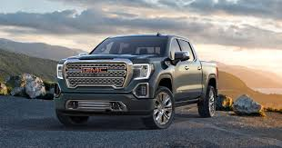 GMC Sierra pickup truck redesigned with tricked-out tailgate, carbon ...