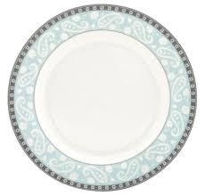 <b>Набор десертных тарелок</b> 6 шт, 20 см, костяной фарфор, Arista ...