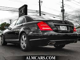 2012 Used Mercedes-Benz S-Class S550 at ALM Gwinnett Serving ...