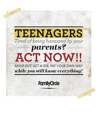 Fcwednesdaywisdom Quotes Funny Parenting Teenagers Words Of