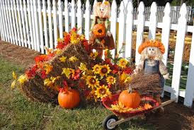 Five ways to decorate for Halloween, Thanksgiving
