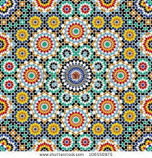 Morrocan Pattern Custom Free Moroccan Patterns Razil Morocco Pattern Stock Vector